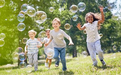 Positive Parenting Tips for 5-8 years old